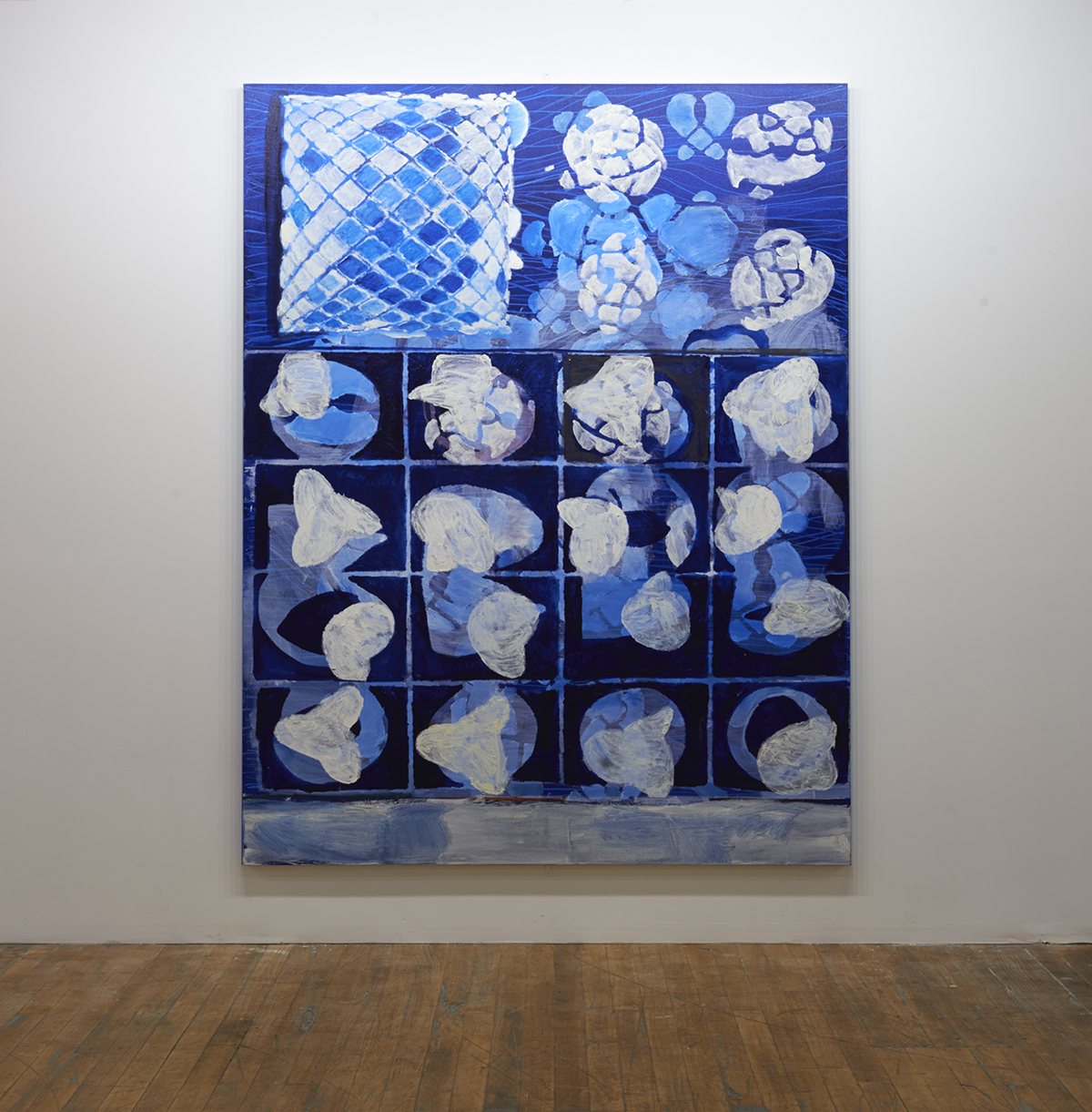 "Terry Winter, ""Deformation Tools,"" 2008."