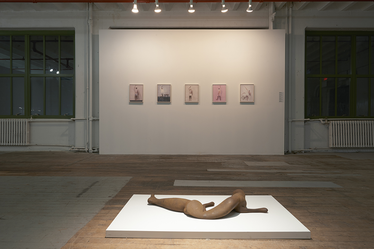 Rona Pondick and Robert Feintuch, installation image.