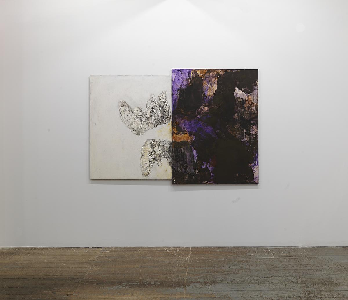 "Bill Jensen, ""Passions According to Andrei (Rublev/Tarkovsky),"" 2010-11."