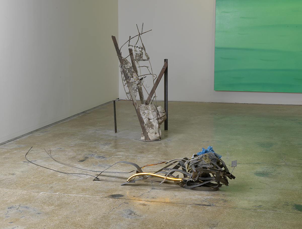 "Jo Nigoghossian, ""4.9,"" 2012. ""Xx,"" 2013."